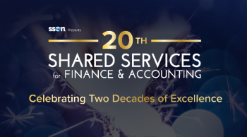 20th Annual Shared Services for Finance & Accounting