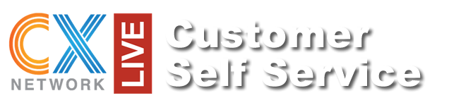 CXN Live: Customer Self Service 2021