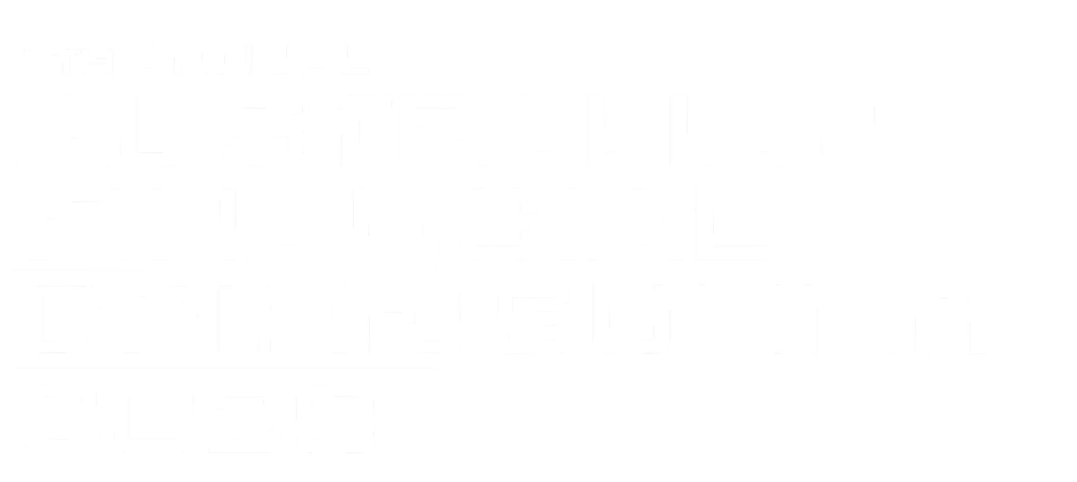 6th Australian Financial Crime Sydney 2020