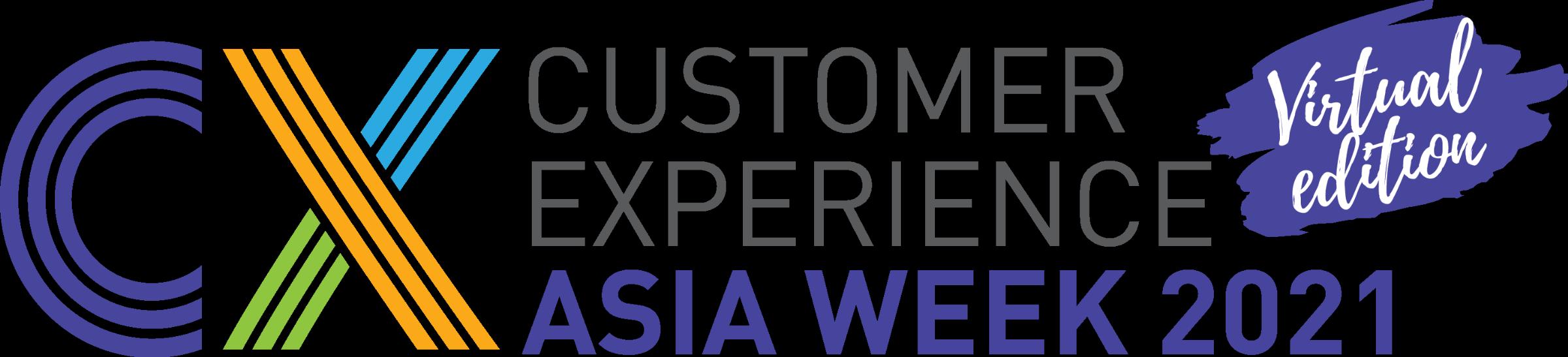 CX Asia Week 2021 - Virtual Edition