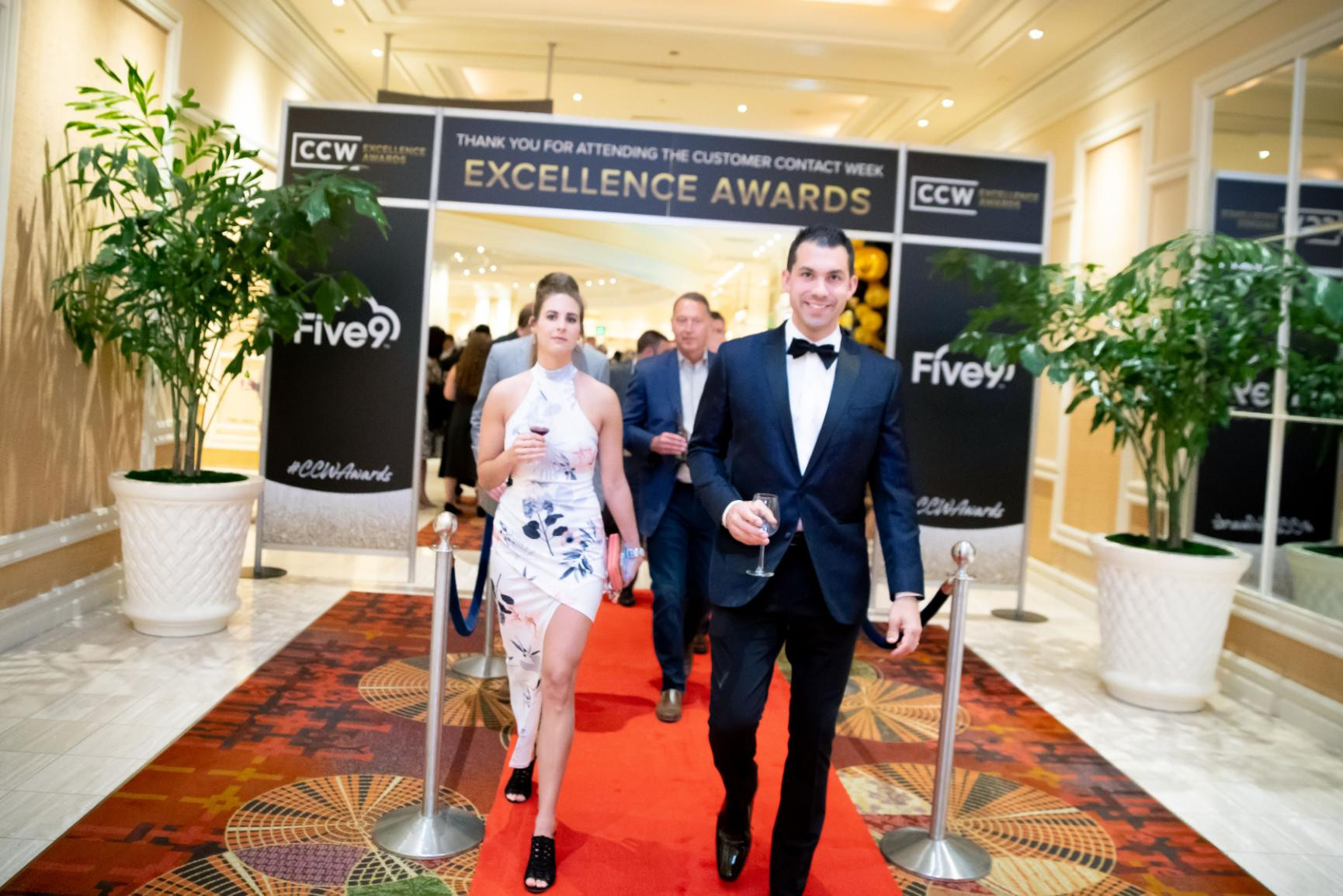 CCW Vegas 2019  Awards - Red Carpet