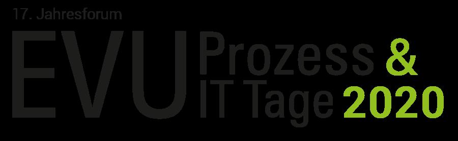 EVU Prozess und IT Tage 2020