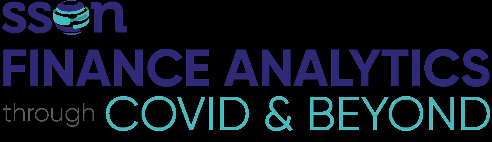 Finance Analytics: Through Covid-19 & Beyond
