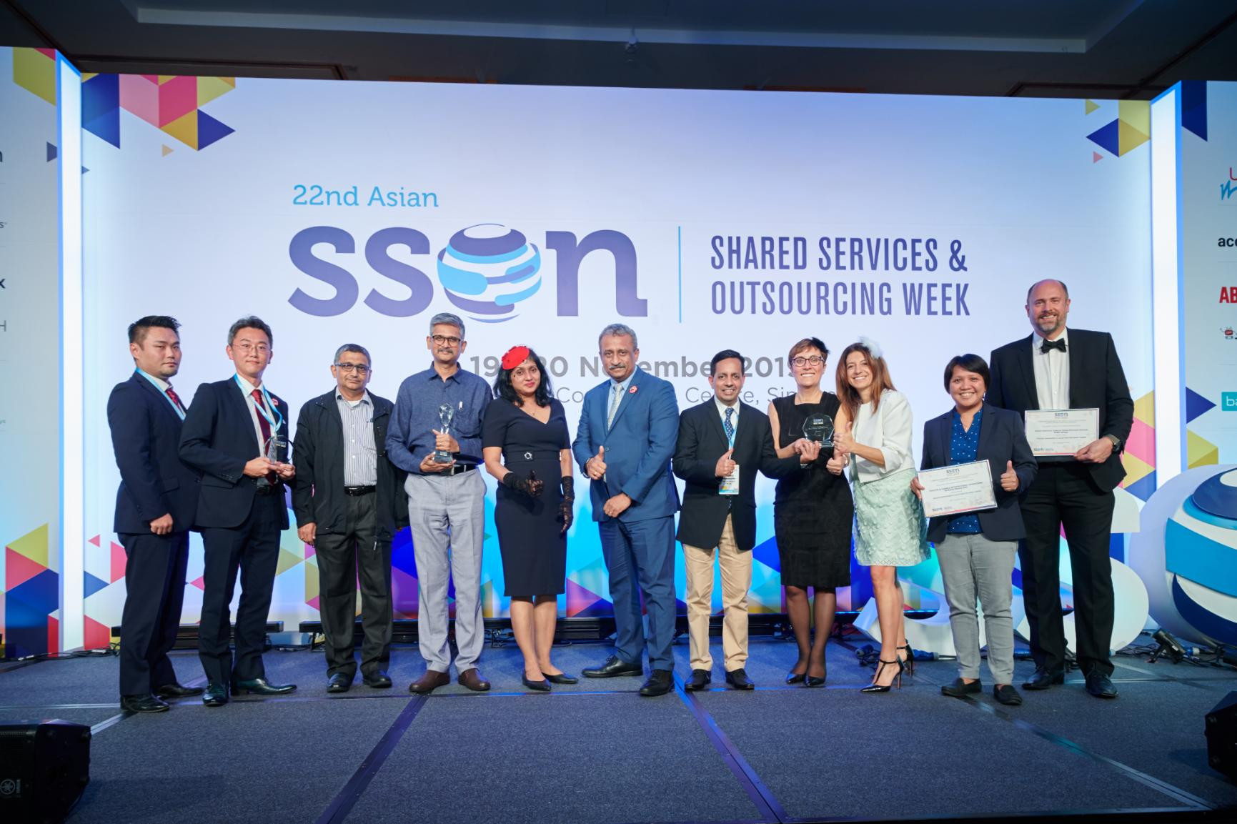 Asian Shared Services and Outsourcing Week 2020