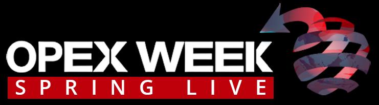 OPEX Week Spring Live