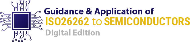 Guidance & Application of ISO26262 to Semiconductors 2021