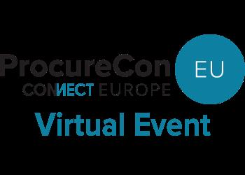 ProcureCon Connect Virtual Event