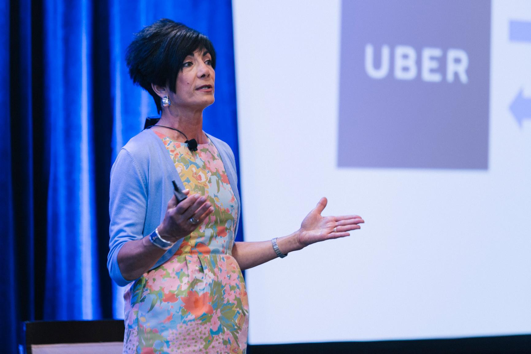 Uber Speaker Session - CCW Executive Exchange