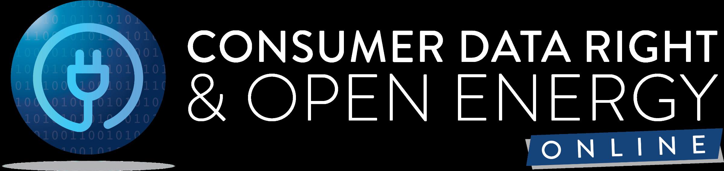 Consumer Data Right & Open Energy Online