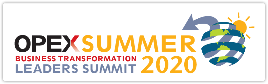 OPEX Summer Business Transformation Leaders Summit 2020