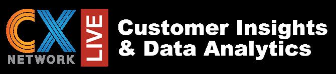 CXN Live: Customer Insights & Data Analytics 2020