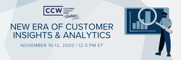 New Era of Customer Insights & Analytics