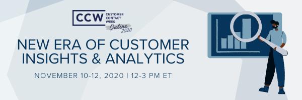 New Era of Customer Insights & Analytics