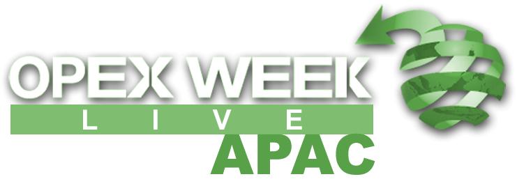 OPEX Week APAC Live 2020