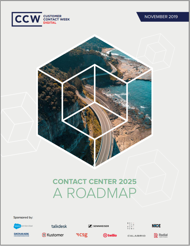 Market Research: Contact Center 2025 - A Roadmap