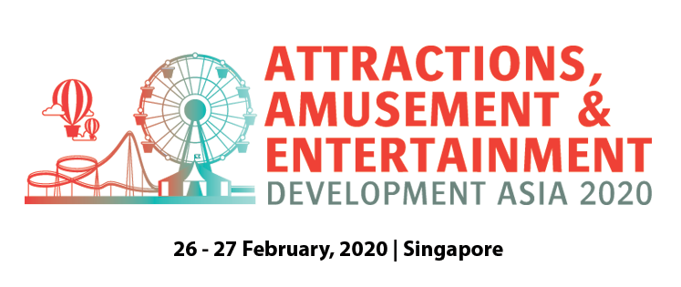 Attractions, Amusement & Entertainment Development Asia 2020