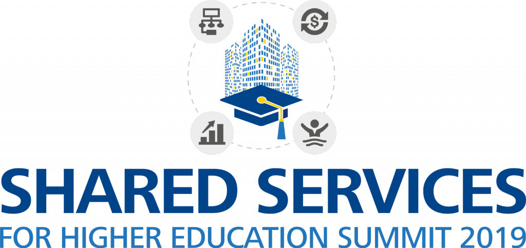 Shared Services for Higher Education Summit 2019