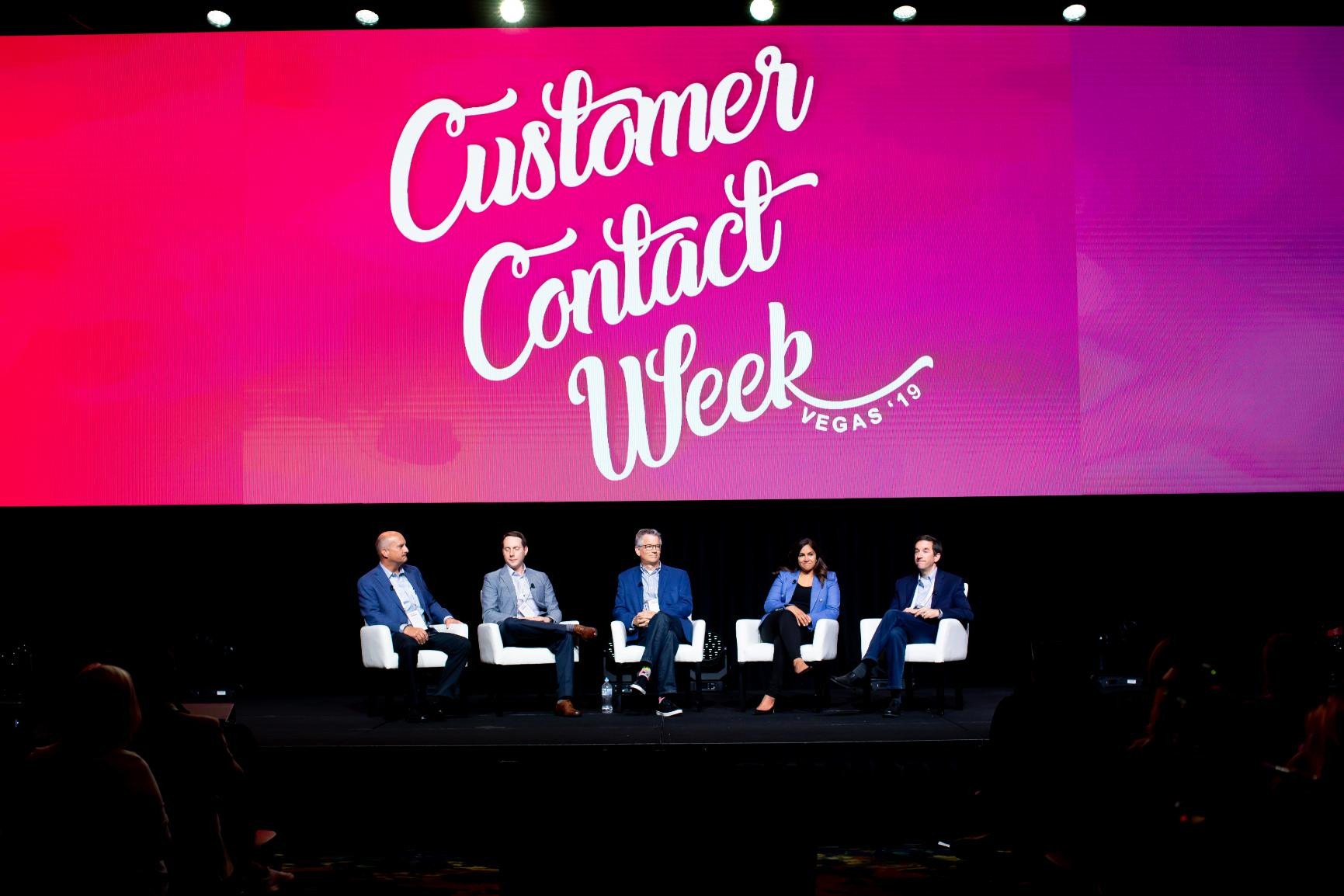 CCW Vegas 2019 Salesforce Panel