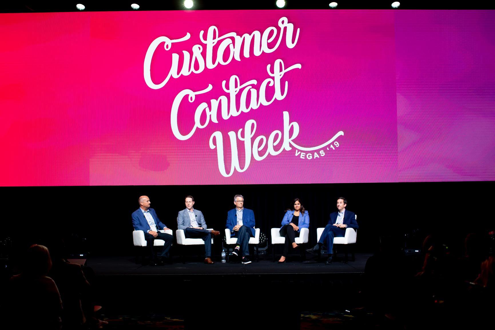 Customer Contact Week Vegas