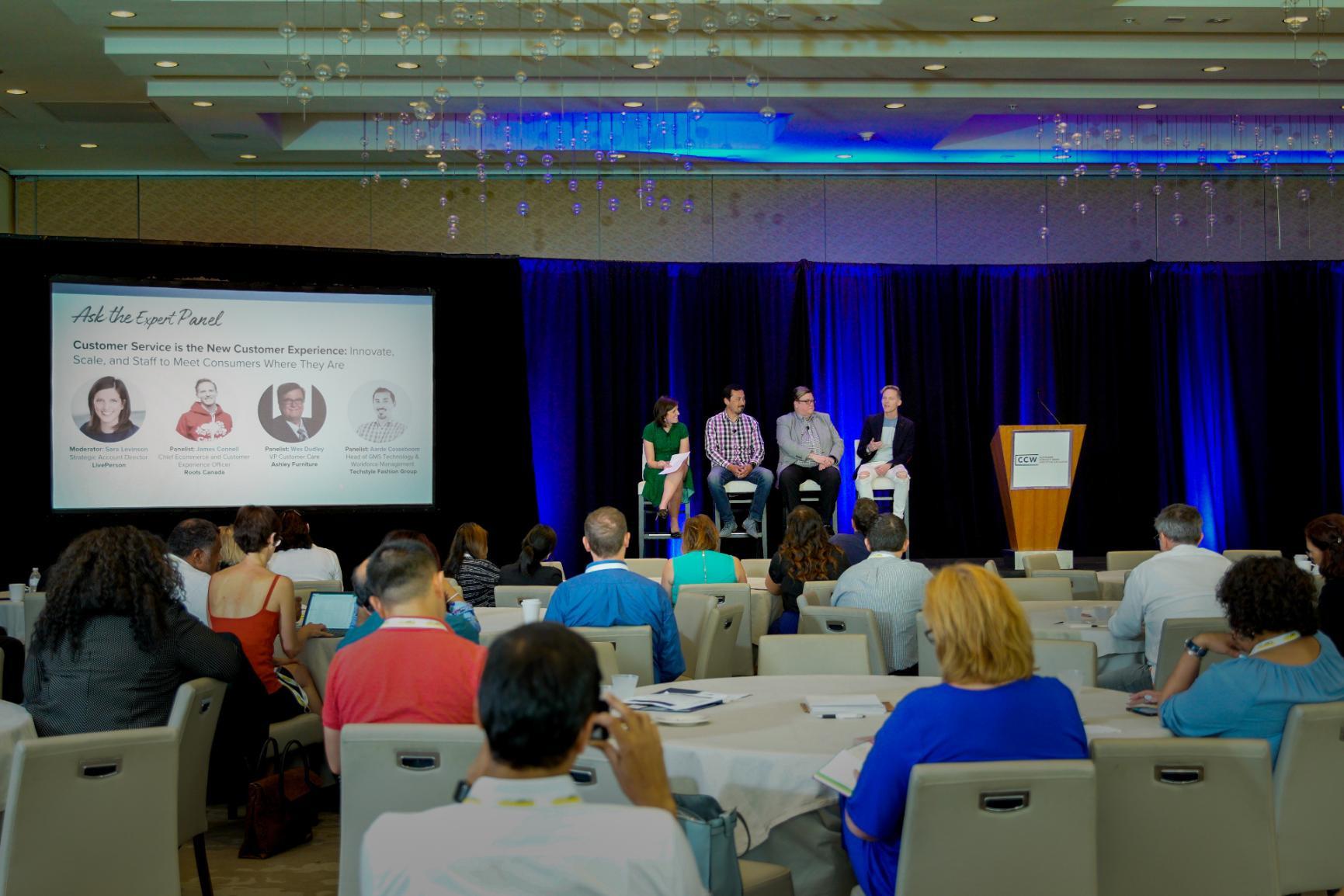 Project Analysis Panel- CCW Executive Exchange
