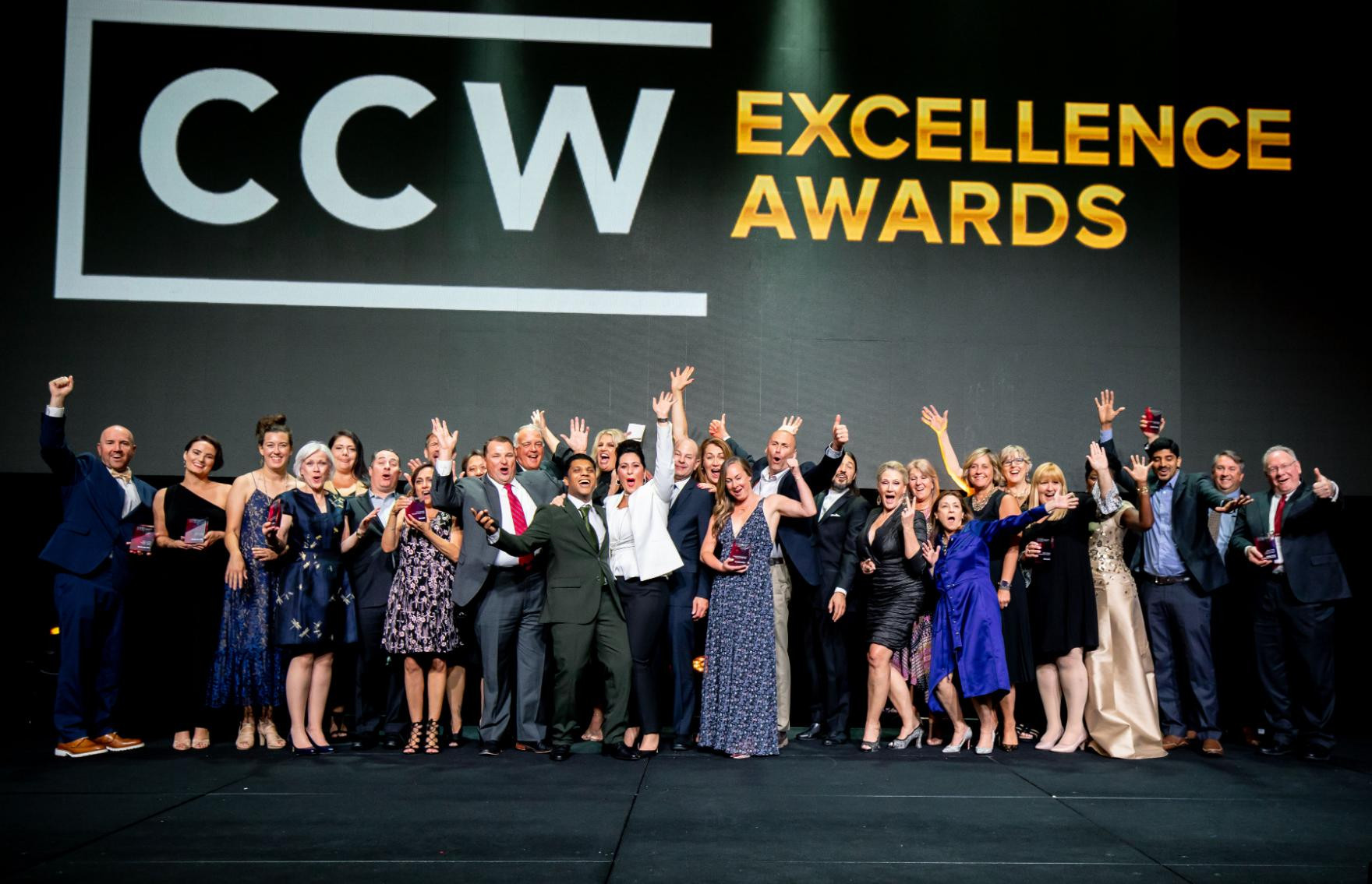 CCW Vegas 2019  - Awards Winners