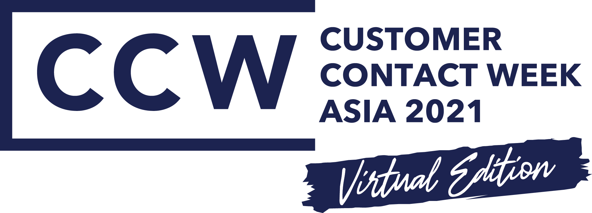 Customer Contact Week Asia 2021 – Virtual Edition