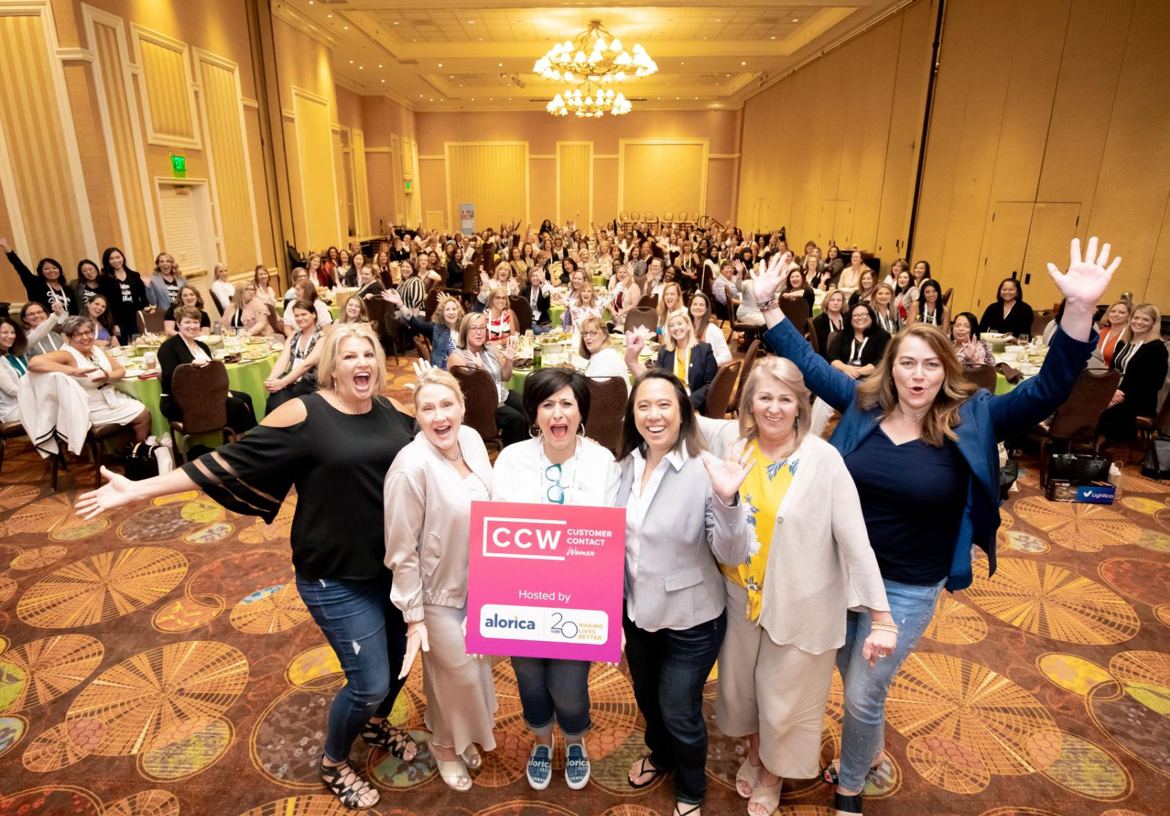 CCW Vegas 2019  - CCWomen Lunch