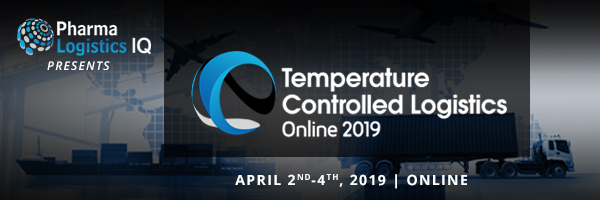 Temperature Controlled Logistics Online 2nd - 4th April 2019