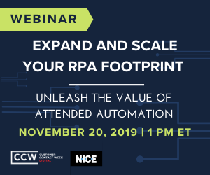 Expand and Scale Your RPA Footprint - Unleash the Value of Attended Automation