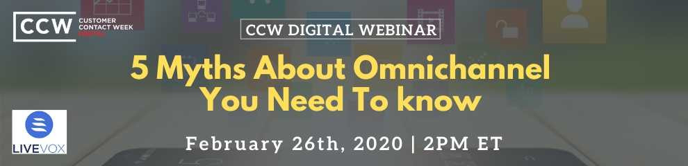 Webinar: 5 Myths About Omnichannel You Need To Know
