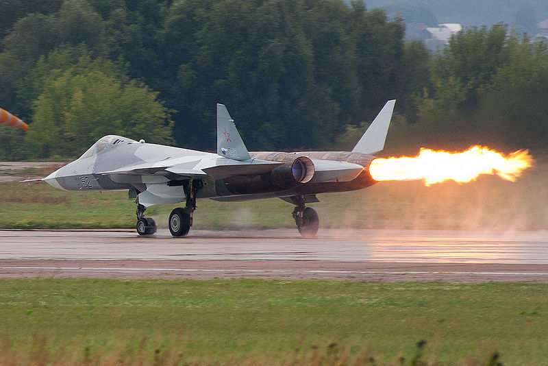 Is there a future for the SU-57? | Defence IQ