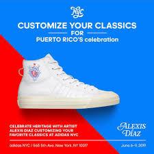Adidas Alexis Diaz