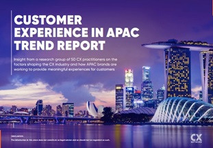 image of customer experience in Asia