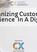 Humanising customer experience in a digital age