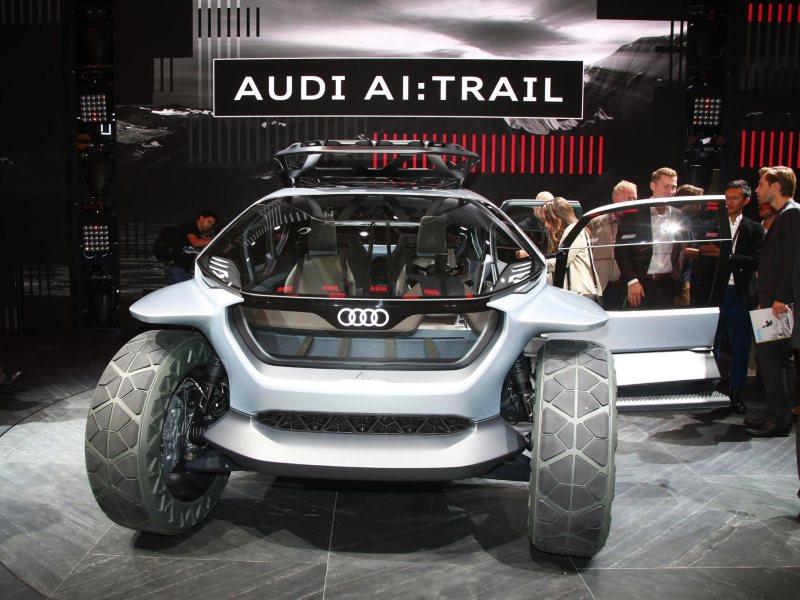 UPDATED: Frankfurt Motor Show EV revolution is underway