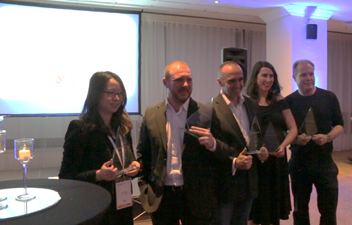 CEM Global award winners