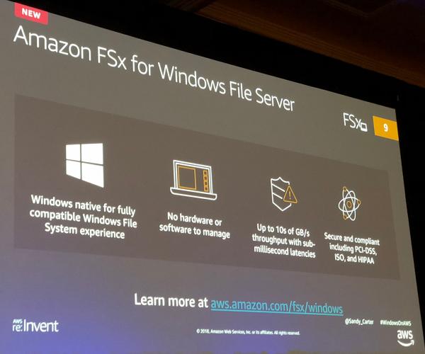 AWS re:Invent 2018 Recap: The Future Of Desktops Is Here