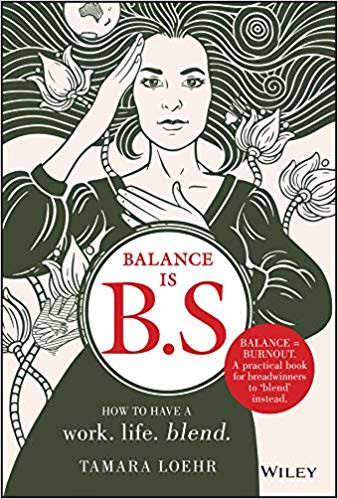 Balance is BS book