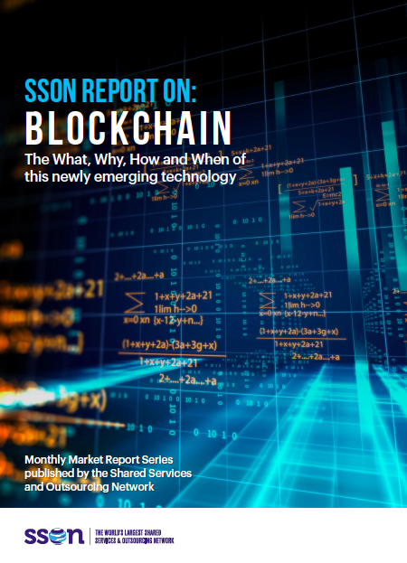 SSON Report on Blockchain 2019 | The Shared Services