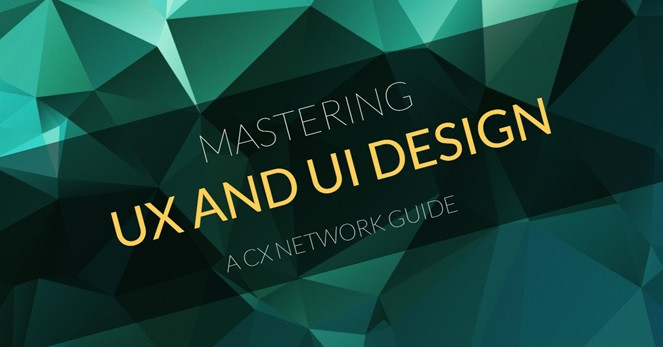 Image of UX and UI design guide