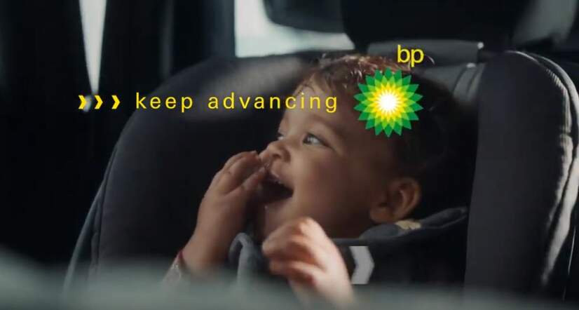 BP greenwashing