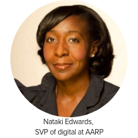 Nataki Edwards AARP