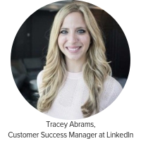 Tracey Abrams LinkedIn