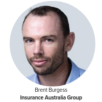 Brent Burgess IAG