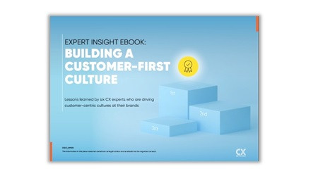 Image of customer first culture