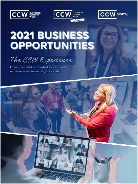 2021 Business Opportunities