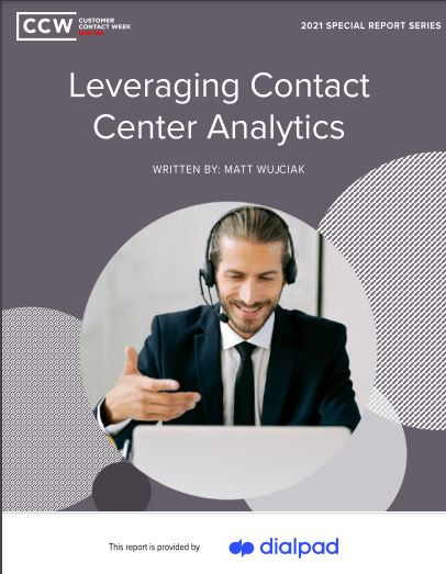 Leveraging Contact Center Analytics with Dialpad