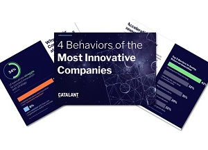 Four behaviors of the most innovative companies whitepaper cover