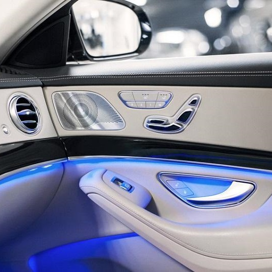 Car Body Interior And Materials Automotive Iq