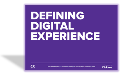 clicktale digital customer experience